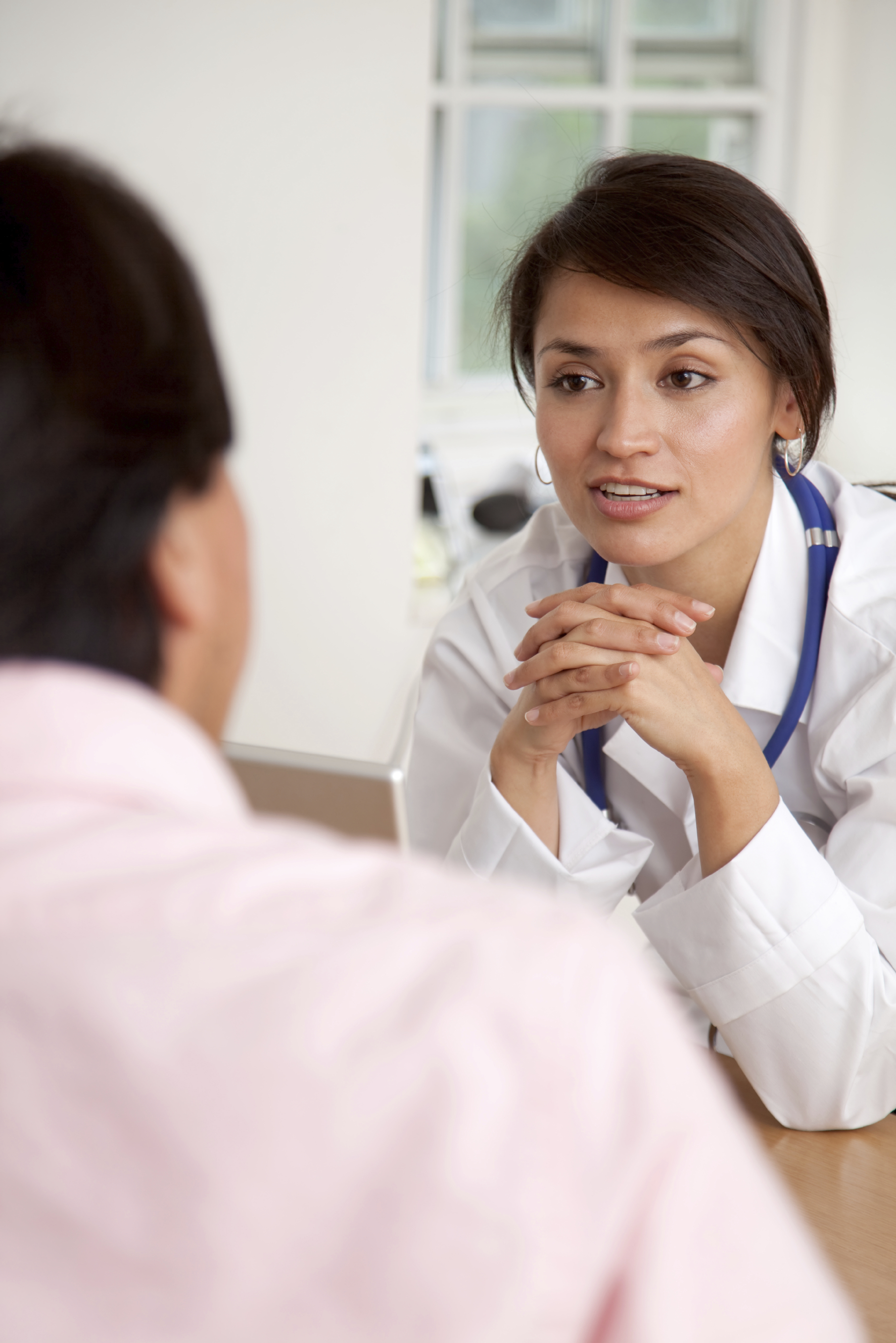 doctor and patient engaging relationship