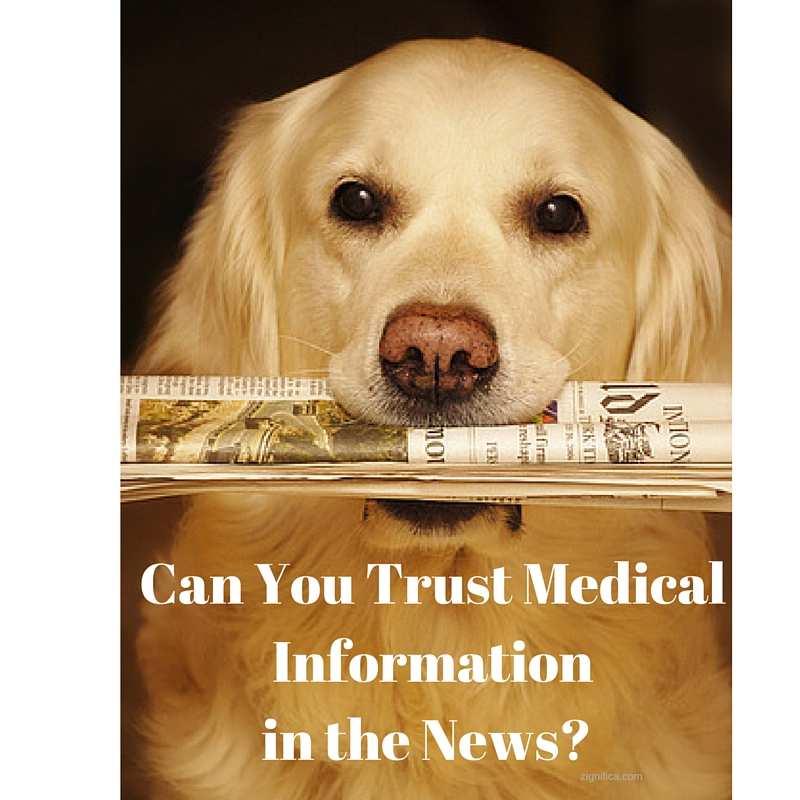 Can You Trust medical Information in the News