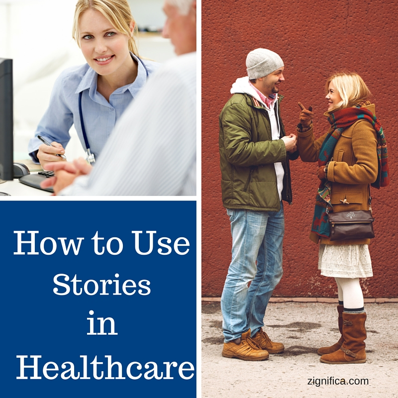 Stories in Healthcare, Zignifica