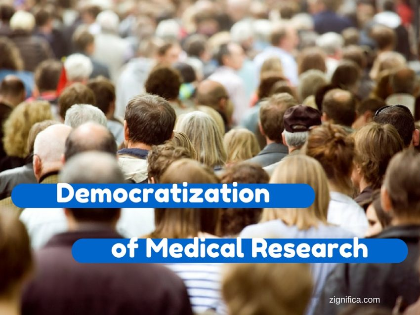 Democratisation of Healthcare