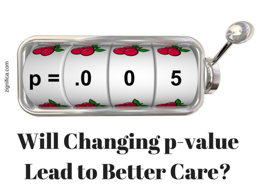 Will Changing p-value lead to better care- (1)